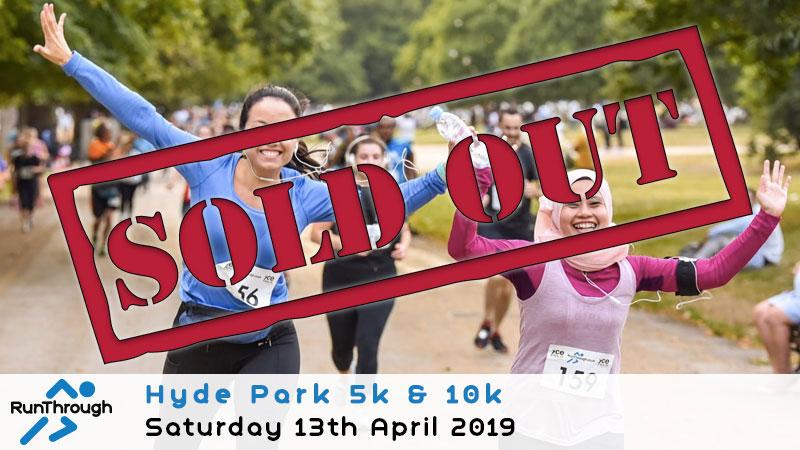 33fcb9e55 Hyde Park 5k & 10k - April 2019   RunThrough   London Running Events