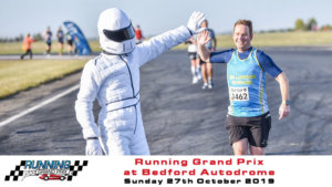 RUNNING GRAND PRIX BEDFORD AUTODROME OCTOBER 2019