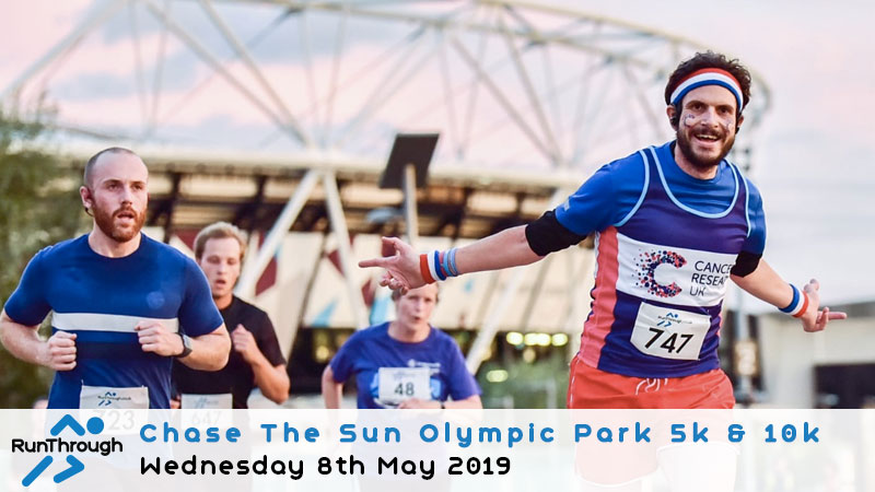 CHASE THE SUN OLYMPIC PARK MAY 2019