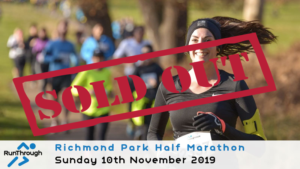 RICHMOND PARK HALF NOVEMBER 2019