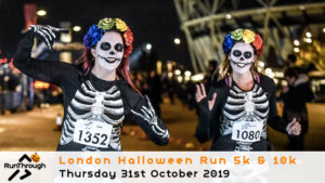 LONDON HALLOWEEN 5k & 10k 2019