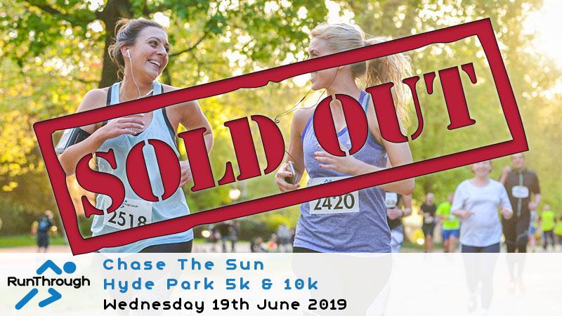 dccbd0728 London Midweek Race at Hyde Park 5k & 10k   RunThrough Events