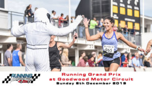RUNNING GRAND PRIX GOODWOOD MOTOR CIRCUIT
