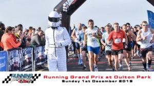 RUNNING GRAND PRIX OULTON PARK DECEMBER 2019