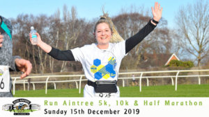 RUN AINTREE 5K 10K HALF MARATHON DECEMBER 2019