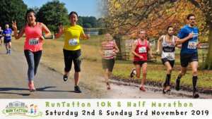 RunTatton 10k & Half Marathon 2019