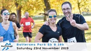 BATTERSEA PARK 5K 10K NOVEMBER 2019