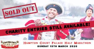 Hampton Court Palace Half Marathon 2020