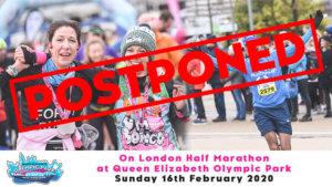Queen Elizabeth Olympic Park Half Marathon 2020
