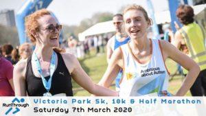 VICTORIA PARK RACE MARCH 2020
