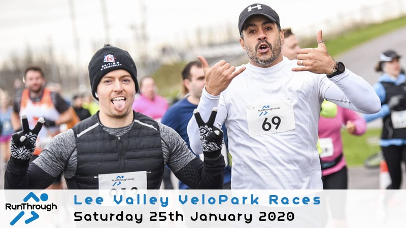 Lee Valley Velo Park Races 25th January 2020