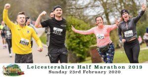 Leicestershire Half Marathon 2020