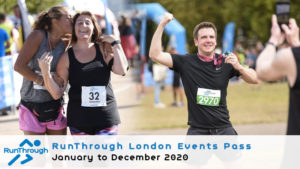 RunThrough London Events Pass 2020