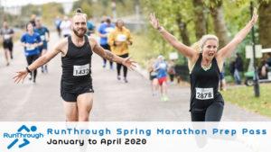 RunThrough Spring Marathon Prep Pass