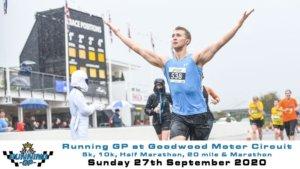 Running GP at Goodwood Motor Circuit – September 2020