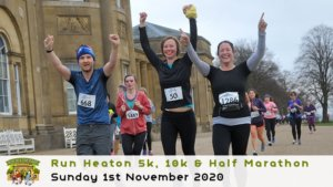 Run Heaton Park 5k & 10k November 2020