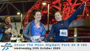CHASE THE MOON OLYMPIC PARK OCTOBER 2020