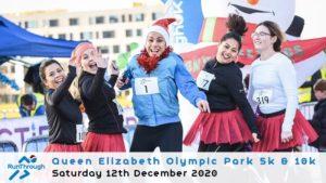 OLYMPIC PARK 5K 10K DECEMBER 2020