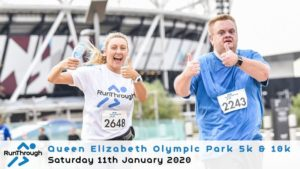 OLYMPIC PARK 5K & 10K JANUARY 2020