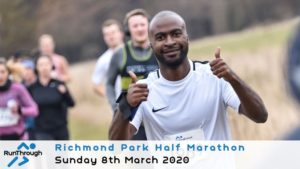 RICHMOND PARK HALF MARCH 2020