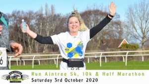 Run Aintree 5k, 10k & Half Marathon October 2020