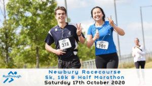 Newbury Racecourse 5k, 10k & Half Marathon – October 2020