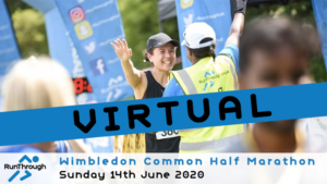 VIRTUAL – WIMBLEDON HALF JUNE 2020