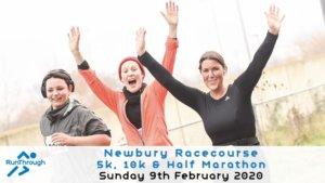 Newbury Racecourse 5k, 10k & Half Marathon