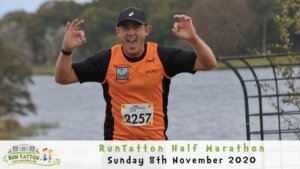 RunTatton Half Marathon 2020