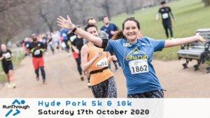 HYDE PARK 5K 10K OCTOBER 2020