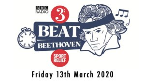 Beat Beethoven 5K – Media City March 2020