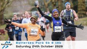 Battersea Park 5k & 10k October 2020