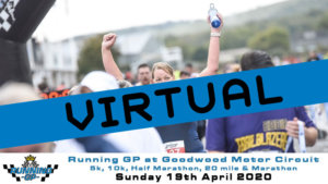 VIRTUAL – Running GP at Goodwood Motor Circuit – April 2020