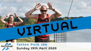 VIRTUAL – TATTON 10K APRIL 2020