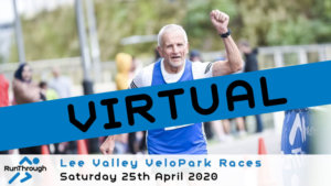 VIRTUAL – LEE VALLEY VELOPARK APRIL 2020