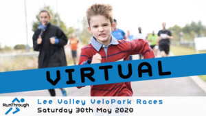VIRTUAL – LEE VALLEY VELOPARK MAY 2020