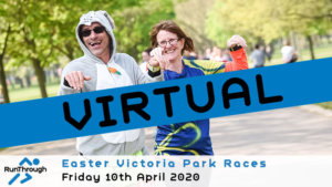 VIRTUAL – EASTER VICTORIA PARK RACE APRIL 2020
