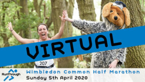 VIRTUAL – WIMBLEDON HALF APRIL 2020
