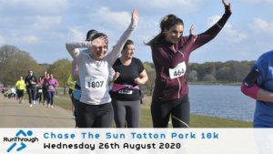 Chase The Sun Tatton 10k