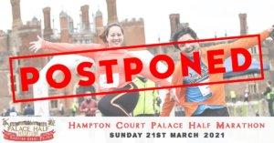 Hampton Court Palace Half Marathon 2021