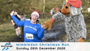 WIMBLEDON CHRISTMAS RUN 2020