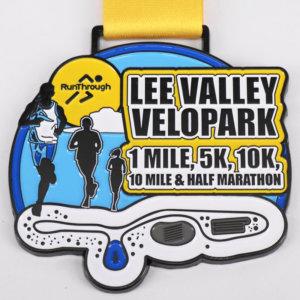 Lee Valley VeloPark Medal