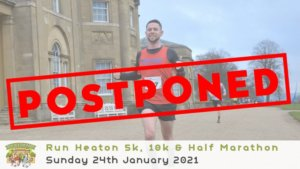 Run Heaton Park 5k, 10k & Half Marathon January 2021