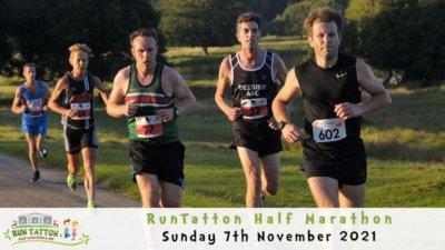 Tatton Half Marathon November 2021