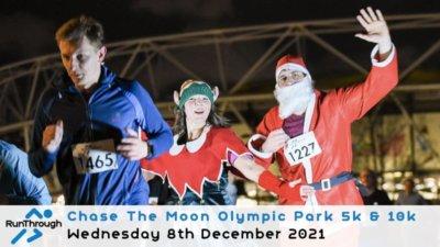 CTM Olympic Park Run December 2021