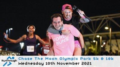 Enter the CTM Olympic Park Run November 2021