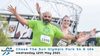 Enter the CTS Olympic May 2021 run