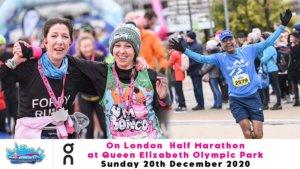 Queen Elizabeth Olympic Park Half Marathon December 2020