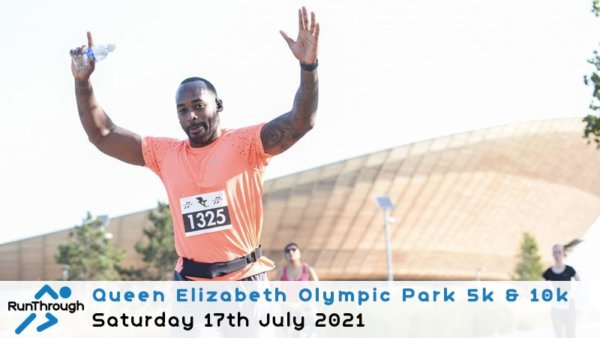 Enter the Olympic Park July Run 2021