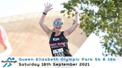 Enter the Olympic Run September 2021